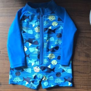 Other - Swimsuit for baby boy 3-6 months